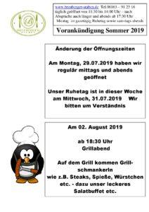 2019-07 Änderung Öffnungszeit