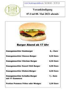 2021-05 Burger